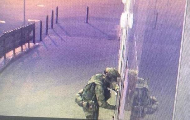 У Росії озброєний чоловік напав на відділення поліції