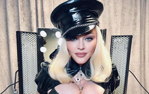 Мадонна вразила епатажним образом
