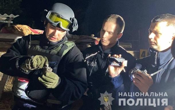 На Черкасчине подросток подорвался на снаряде
