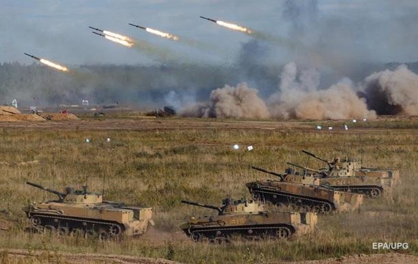 Деморализовать Украину. Эксперты об учениях Запад