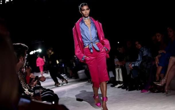 Неделя моды в Нью-Йорке 2021 - фото