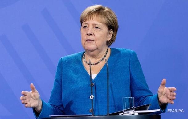 Меркель о ситуации на Донбассе: Прогресс ничтожен