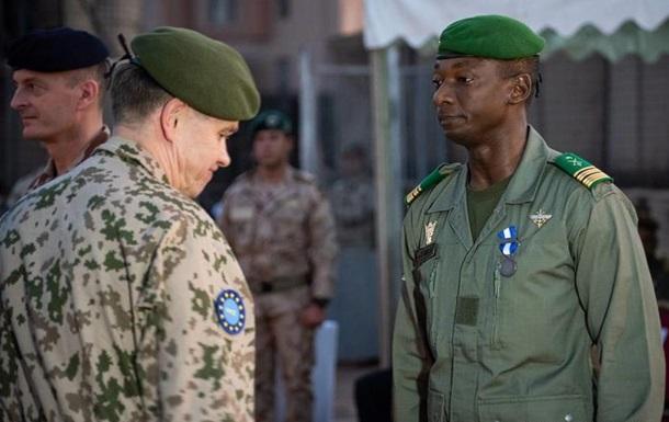 ПВК Вагнера може витіснити військову місію Заходу з Малі