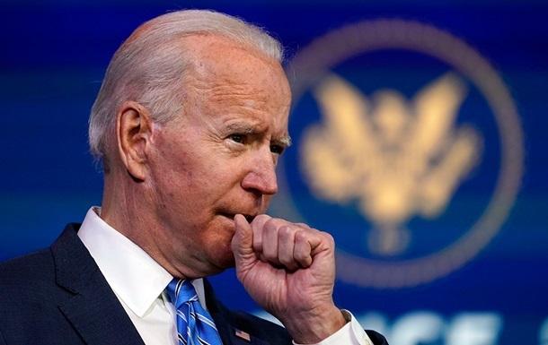 У Білому домі пояснили постійний кашель Байдена