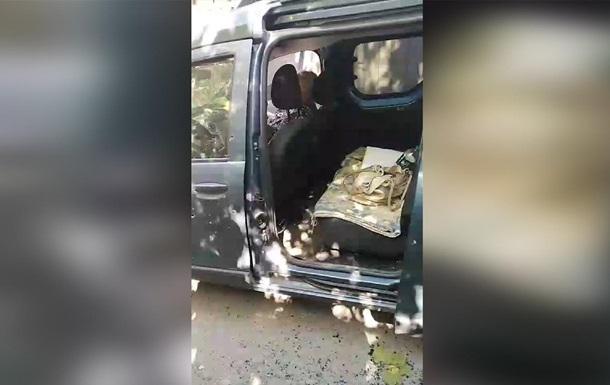 Второй за пару дней: под Днепром взорвался автомобиль
