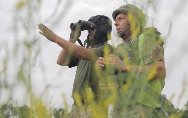 На Донбасі сім обстрілів, поранені двоє військових