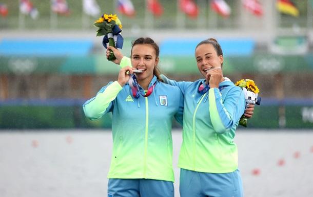 Лузан і Четверикова - чемпіонки світу в каное-двійці на дистанції 500 м