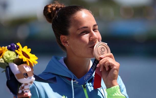 Лузан завоювала срібло в каное-одиночці на чемпіонаті світу