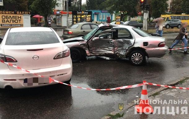 В Одессе в ДТП с полицейским погиб человек