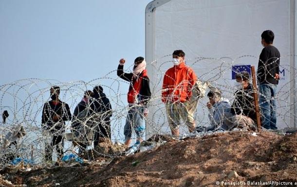 У Греції почав роботу новий закритий табір для біженців