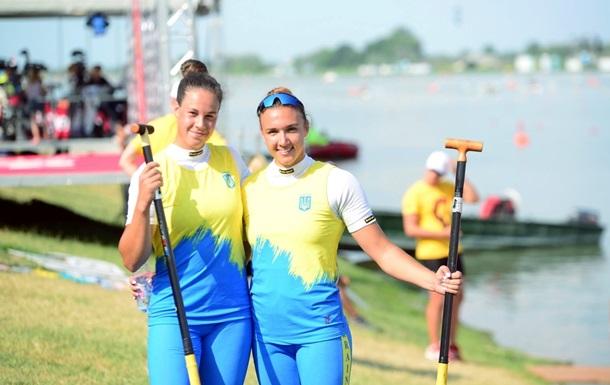 Украинки завоевали бронзу чемпионата мира в каноэ-четверке