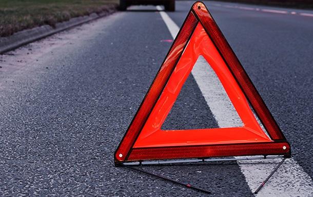 В Харькове в ДТП столкнулись сразу шесть машин