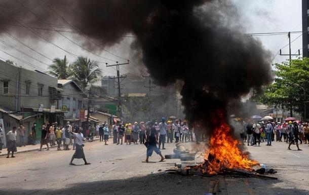 Військові на заході М янми розстріляли баптистського пастора
