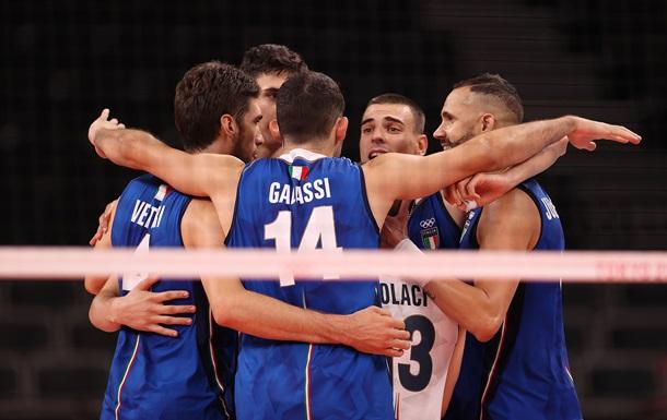 Италия - чемпион Европы по волейболу