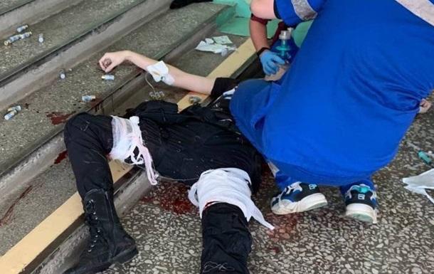 При стрельбе в Перми погибли пять человек - СМИ