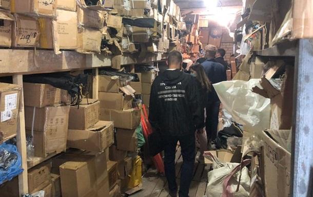 В Україні блокували схему незаконних поставок товарів із РФ і Китаю
