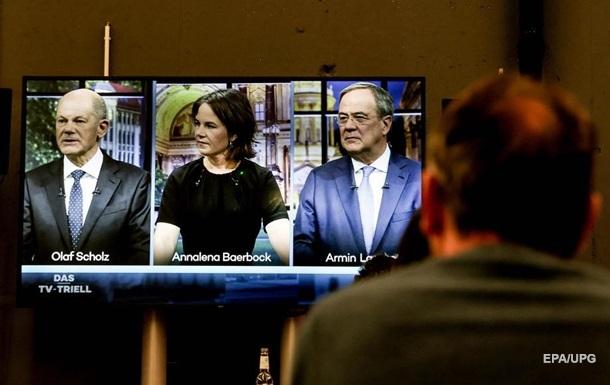 Лидер СДПГ выиграл последние дебаты кандидатов в канцлеры Германии