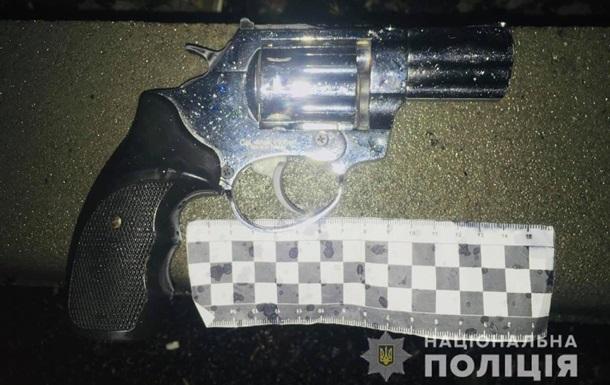 В Ивано-Франковске задержали стрелка, ранившего на улице человека