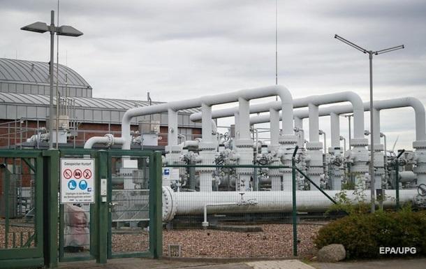 Ціна газу в Європі подолала $900 за тисячу кубометрів