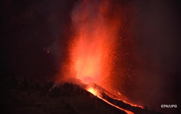 Канары в огне. Извержение вулкана на Пальме