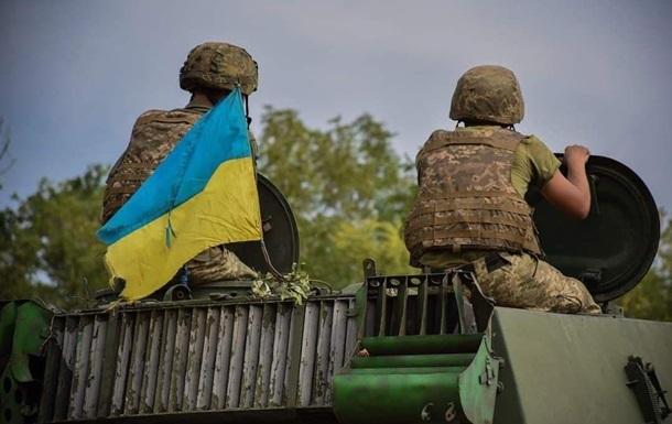 На Донбассе ранен военнослужащий ВСУ