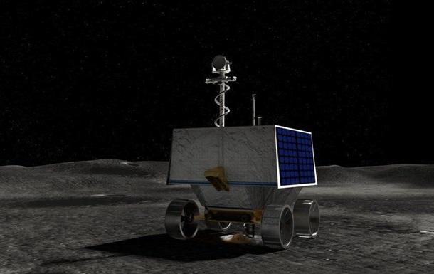NАSА выбрало место посадки для миссии лунохода