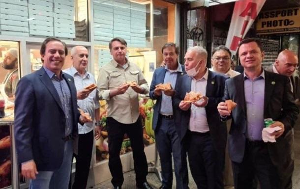 Президента Бразилії в Нью-Йорку не пустили в ресторан