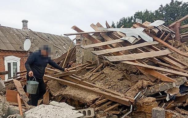 Под Бердянском мужчина взорвал дом при попытке суицида
