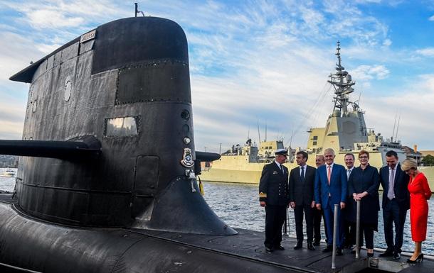 Підводні човни розбрату. Захід розколото серйозною кризою