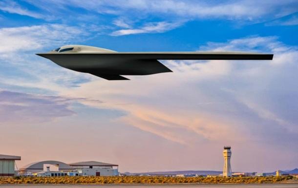 В США строят пять новейших бомбардировщиков B-21