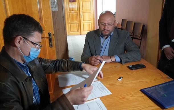 Добкин подал документы для участия в выборах мэра Харькова