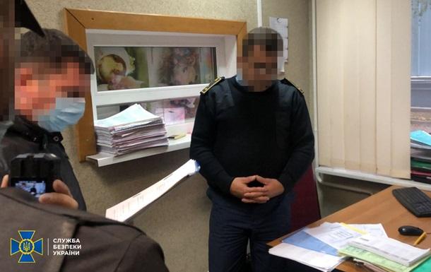 Таможенники в аэропорту Борисполь 'крышевали' контрабанду
