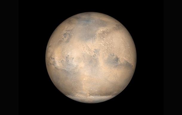 Ученые нашли объяснение бесплодности Марса