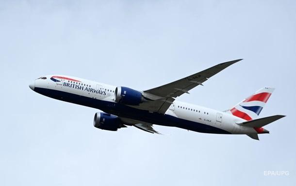 Літак British Аirways вимушено сів у Ташкенті через смерть пасажирки