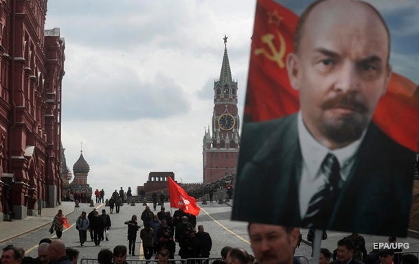 Головна опозиція - комуністи. Нова Держдума РФ