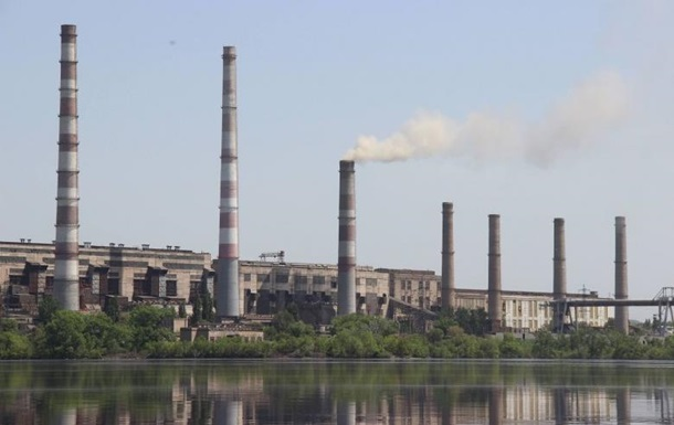 На Приднепровской ТЭС отключился единственный работающий блок