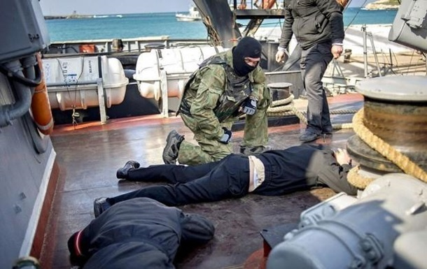 Офис генпрокурора сообщил о подозрении двум российским военным