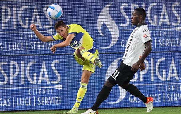 Ювентус уперше переміг у Серії А сезону-2021/2022