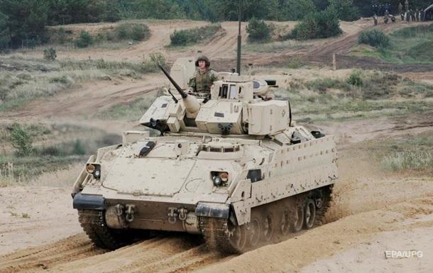 Польща розмістить на кордоні з Білоруссю 250 танків Abrams