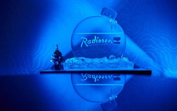 Корпоратив з Radisson Blu Hotel, Kyiv City Center