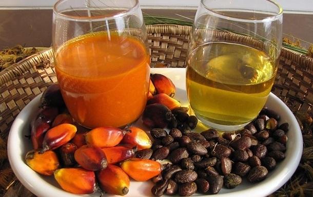 Рада заборонила використовувати пальмову олію в продуктах