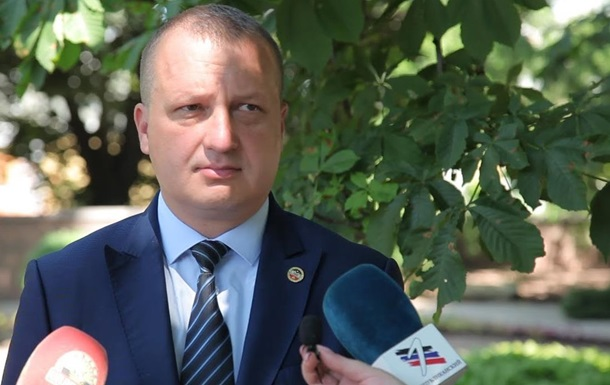 `Мэру` Макеевки заочно объявили подозрение
