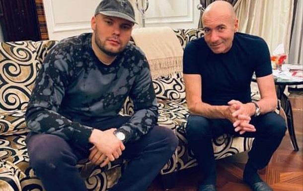 Игорь Крутой признал своего внебрачного сына