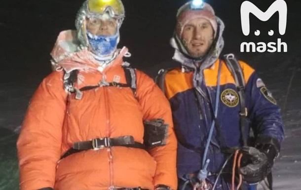 Альпініст розповів про подію на Ельбрусі