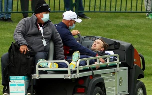 Звезда Гарри Поттера потерял сознание на спортивном турнире
