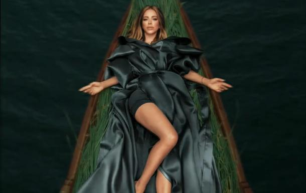 Ани Лорак презентовала клип на украиноязычную песню