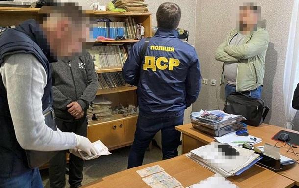 Директора держпідприємства підозрюють у вимаганні 120 тисяч гривень