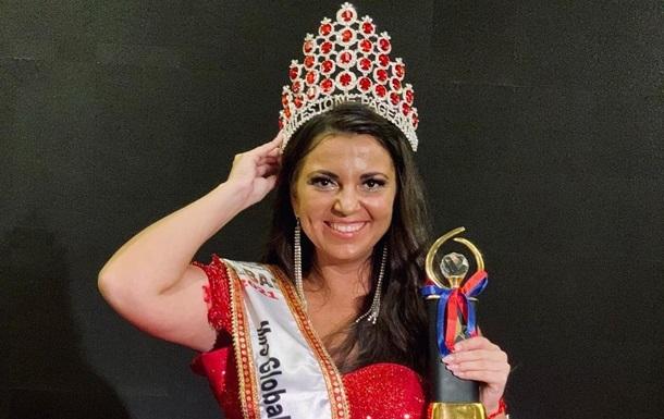 Українська модель перемогла на конкурсі Міс Світу Plus Size