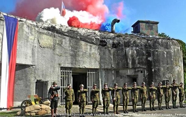 Чеська армія продає бункери часів Другої світової війни