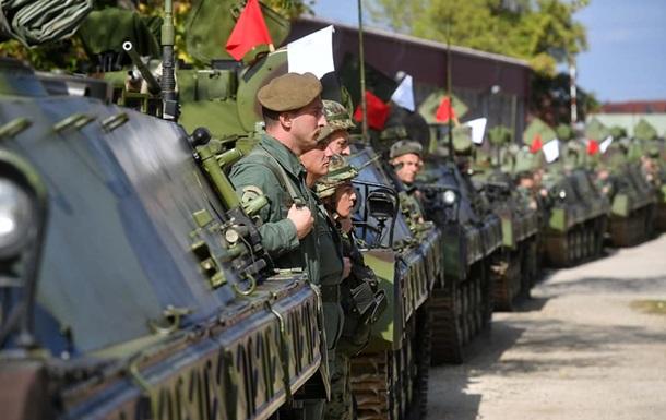 Сербія на кордоні з Косовим привела армію в бойову готовність